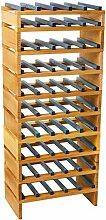 Expovinalia Stapelbarer Flaschenständer für 50