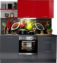 Express Küchen Küchenzeile Jena, mit E-Geräten,