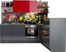 Express Küchen Winkelküche Jena, mit E-Geräten,