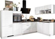 Express Küchen Winkelküche Scafa, ohne