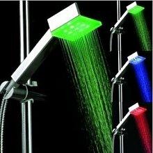 Express Panda® LED Duschkopf mit Farbwechsel