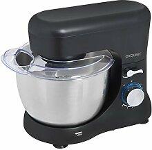 Exquisit Küchenmaschine KM 3101 sw | 1000 Watt |