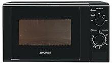 Exquisit Mikrowelle MW 802 sw