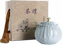 Exquisit Tee-dose,Keramikplatten Sealed