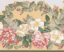 Exquisite Floral Pink und White Peony Blumen