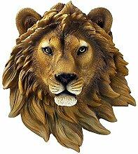 Exquisite Lion Bar Wohnzimmer Dekorative Wand