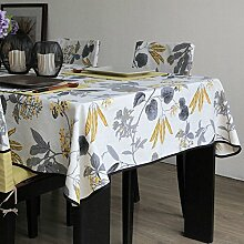 Exquisite tablecloth modern simple tablecloth