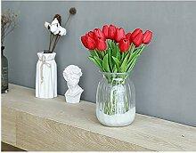 EXQULEG Blumen,Künstliche Deko Blumen