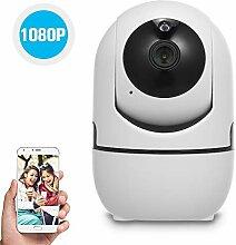 Extaum Home Security 1080P WiFi-Kamera Babyphone