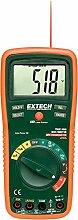 Extech ex470a True-RMS-Multimeter und Infrarot-Thermometer, grün