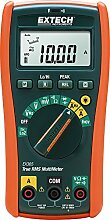 Extech Kompaktes industrielles True RMS Multimeter mit eingebautem NCV Detektor, 1 Stück, EX365