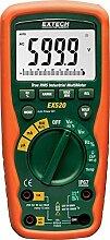 Extech True RMS Industrielles Hochleistungs-Messgerät, 1 Stück, EX520
