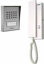 EXTEL 710019 Gegensprechanlage 12 V, 1 Stück,