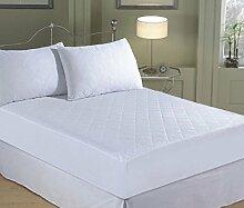 Extra tief Gesteppter Matratzenschutz Bezug für