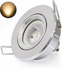 Extrastar® LED Einbaustrahler Spot Einbauleuchten