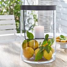 Extravagante Windlicht-Vase für großzügige