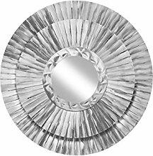 Extravaganter KunstLoft® Metall Wandspiegel