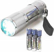 Extrem Helle Marken Taschenlampe Mit 9 Power Leds