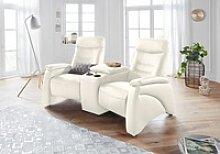 exxpo - sofa fashion 2,5-Sitzer weiß