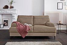 exxpo - sofa fashion 2-Sitzer B/H/T: 167 cm x 88