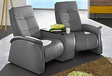 exxpo - sofa fashion 2-Sitzer, mit Relaxfunktion,