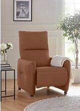 exxpo - sofa fashion Relaxsessel braun