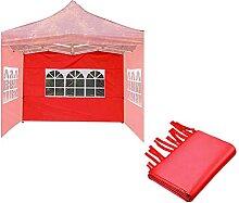eyiwei Baldachin Zelt Seitenwand Pavillon Festzelt