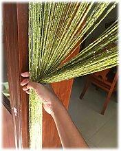 Eyotool 1 x 2 m Tür-Vorhang, seltener flacher