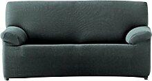 Eysa Teide Sofa Überwurf 2 Sitzer Fb. 06-grau