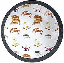 EZIOLY Küchengriff, dekorative Knöpfe, Schrank,