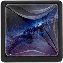 EZIOLY Milchstraße, quadratisch, für
