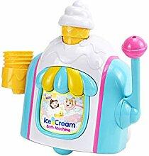 EZIZB Badewannenspielzeug Seifenblasen