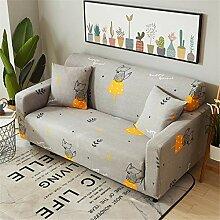 EZREAL Sofabezug Super Elastic Fiber Staub und