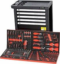 F-BD Black Red Edition   Werkzeugwagen *