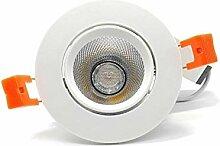 F-Bright Led LED-Einbaustrahler, 15 W, weiß