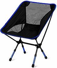 F. Dorla® Portable Outdoor Angeln/Camping Wandern Klappsessel leicht Festival Strand Stuhl faltbar Garten Möbel mit Tragetasche