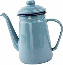 F Fityle Emaille Teekanne/Wasserkessel Wasserkanne
