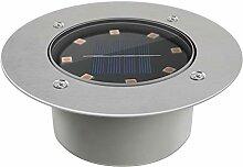 F Fityle LED Solarleuchte Solar Gartenstrahler