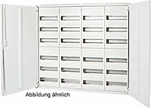 f-tronic Verteilerschrank 4 feldrig, 8-reihig, 384 Module, VS4-8