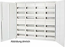 f-tronic Verteilerschrank 5 feldrig, 8-reihig, 480 Module, VS5-8