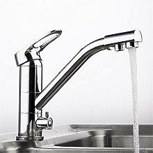 F4304 Küchenarmatur mit Wasseraufbereitung, 360