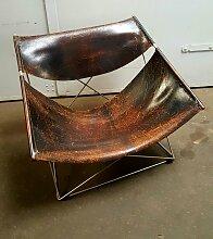 F675 Butterfly Chair Stuhl von Pierre Paulin für