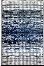 Fab Hab - Brooklyn - Blau - Teppich/ Matte für