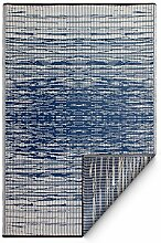 FAB HAB Brooklyn - Blue Teppich/Matte für den