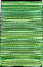 Fab Hab - Cancun - Grün - Teppich/ Matte für den