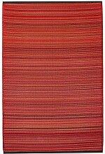 Fab Hab - Cancun - Sunset - Teppich/Matte für den