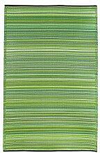 FAB HAB Hab - Cancun - Grün - Teppich/Matte für