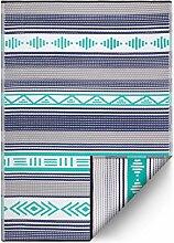 Fab Hab Hab - Ibiza Grün - Teppich/Matte für den