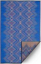 FAB HAB Hab - Jodhpur - Multi Blue Teppich/Matte