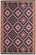 FAB HAB Hab Lhasa - Koralle Teppich/Matte für den